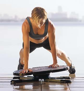 Fitness oscilante: 'core training', lo último en deporte