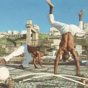 Capoeira: descargar tensiones con ritmo