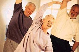 Nunca es tarde para hacer ejercicio
