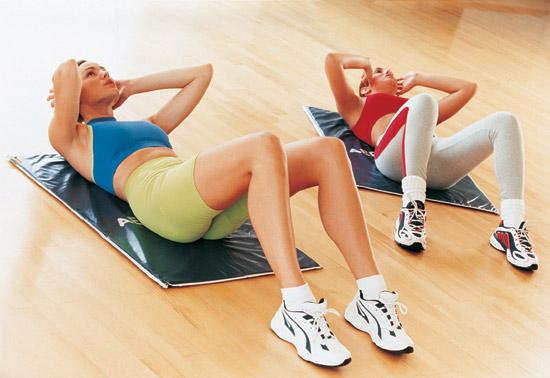 ¿Sabe cómo fortalecer los abdominales?