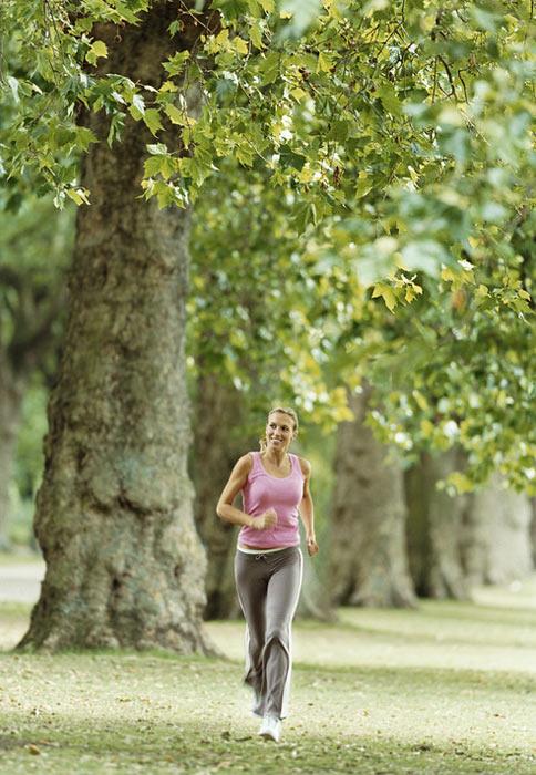 El 'footing', un ejercicio muy saludable