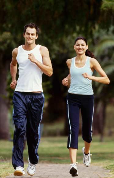 'Jogging', ¡ponte en forma a buen ritmo!
