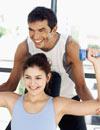 Entrenadores personales, 'fitness de alta costura'