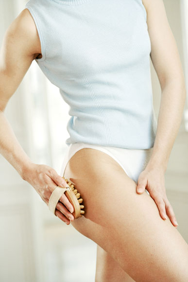fotos celulitis parte inferior de la pierna