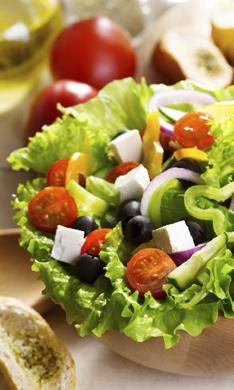 Planificar el menú de forma saludable