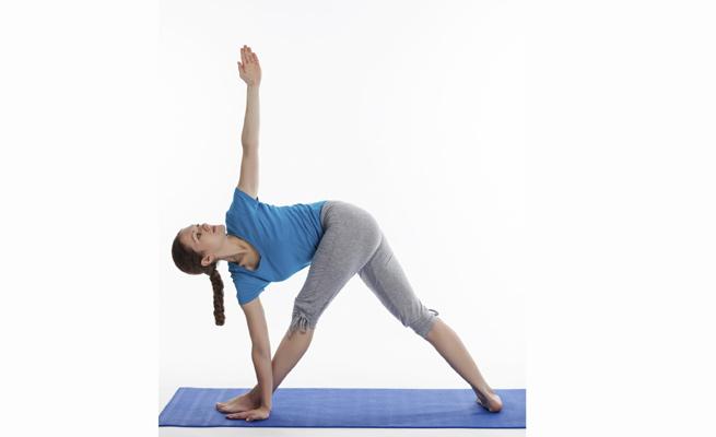 Ejercicios para bajar de peso con yoga