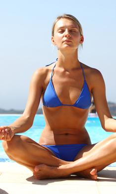 Yoga para después de nadar