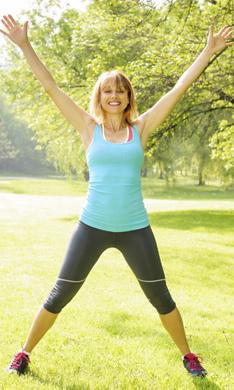 8 minutos para poner a mover tus piernas