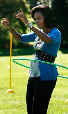 'Hula hoop': una forma divertida de reducir cintura