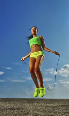 'Fitness detox': los deportes que más calorías queman