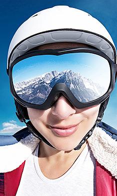 Nunca es demasiado tarde para empezar a esquiar