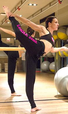6 estiramientos de ballet para un cuerpo de bailarina