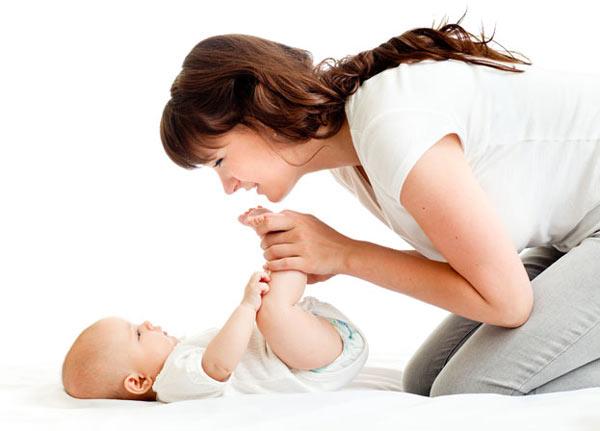 Cómo recuperar la figura tras el parto