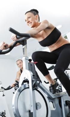 ¡Saca más partido a tus clases de 'ciclo indoor'!