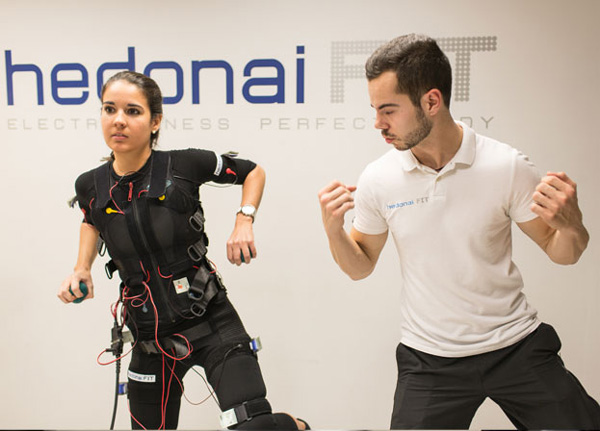 Electrofitness: la revolución del fitness