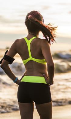 ¿Es peligroso correr con el estómago vacío?
