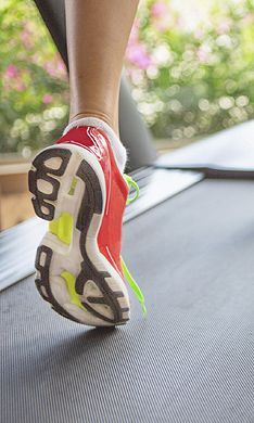 Cómo usar la cinta de correr para preparar una carrera