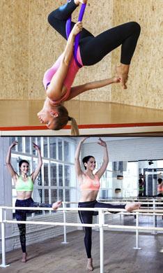 'Fitness fusión': practica varios deportes a la vez