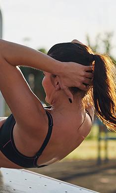 ¡Entrena tu abdomen en 5 minutos!