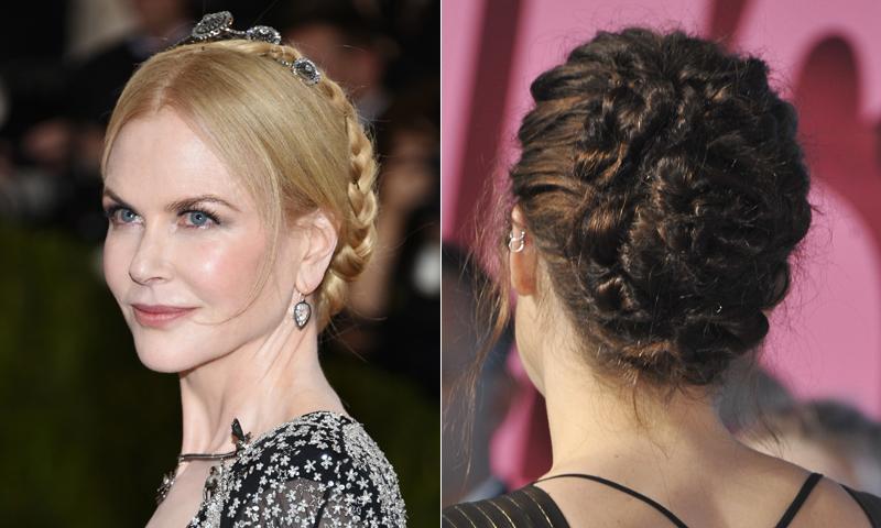 ¿Tienes el pelo largo? Ficha estos 10 peinados fáciles sacados de la 'red carpet'
