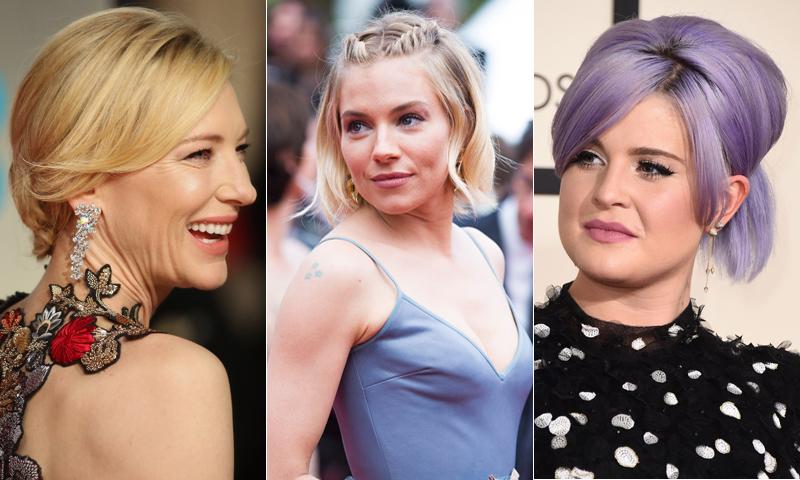 Peinados Pelo Corto Ficha 10 Looks De Famosas Faciles De Hacer Foto