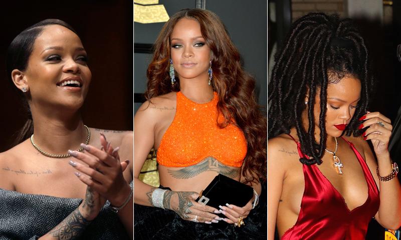 Los secretos de Rihanna para lucir una manicura perfecta
