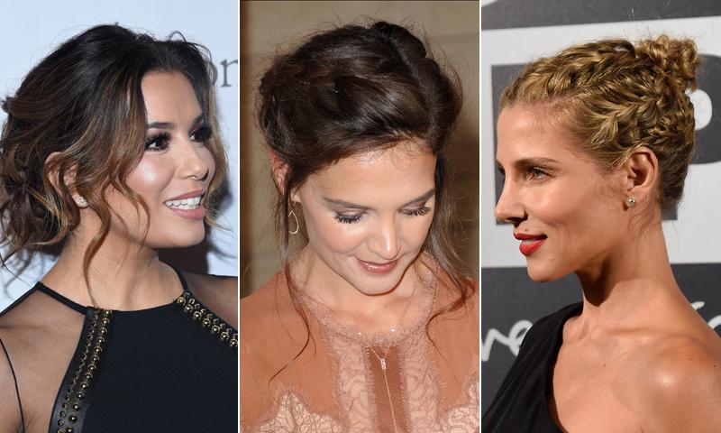 Peinados fáciles: 8 ideas de recogidos para gustar y... ¡gustarte!