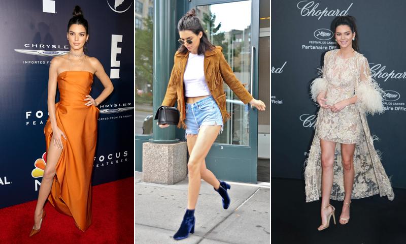 ¿Usas tacones con frecuencia? Aprende a cuidar tus pies como Kendall Jenner