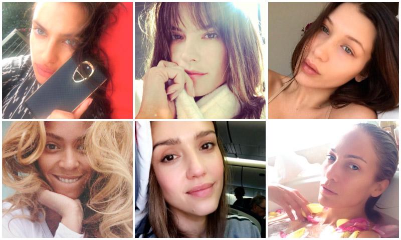 #Nomakeup: Espejito mágico, ¿quién es la más bella del reino… ¡sin maquillaje!?