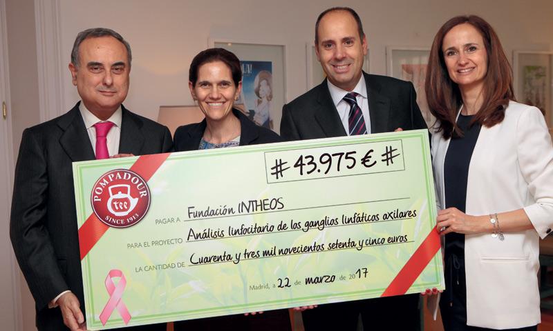Gracias a tu apoyo seguiremos luchando contra el cáncer de mama