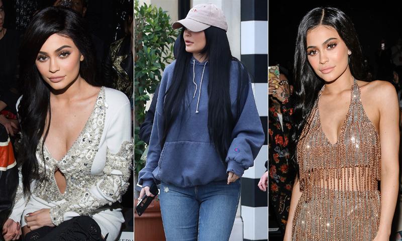 Escoge bien y ¡acertarás! Cómo lucir una melena 'XL' con extensiones como Kylie Jenner