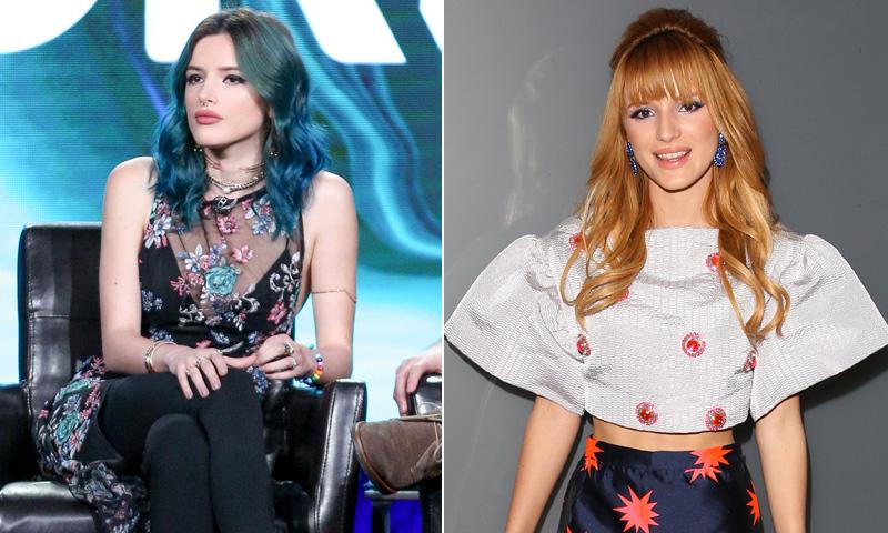 ¿Con o sin flequillo? Consejos para lucirlo con tanto estilo como Bella Thorne y otras 'celebs'
