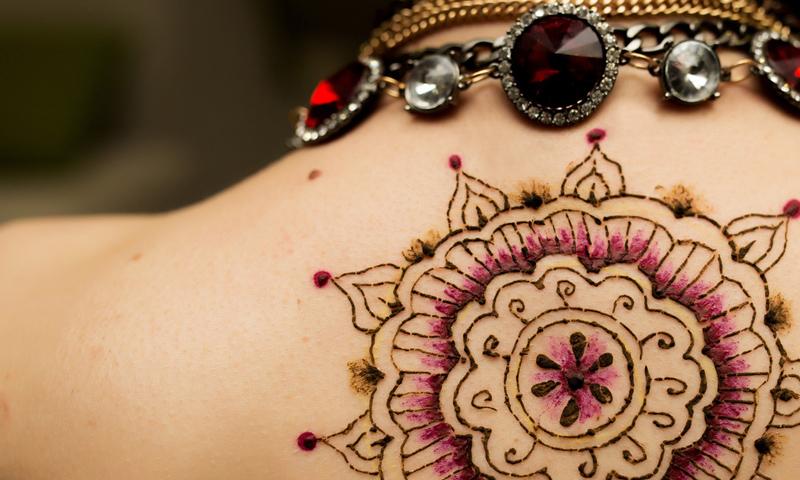 ¿Te tatuarías un mandala?