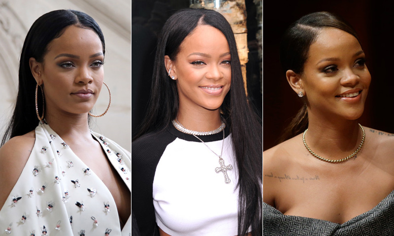 ¿Tienes la piel grasa? Así es la rutina de belleza que sigue Rihanna