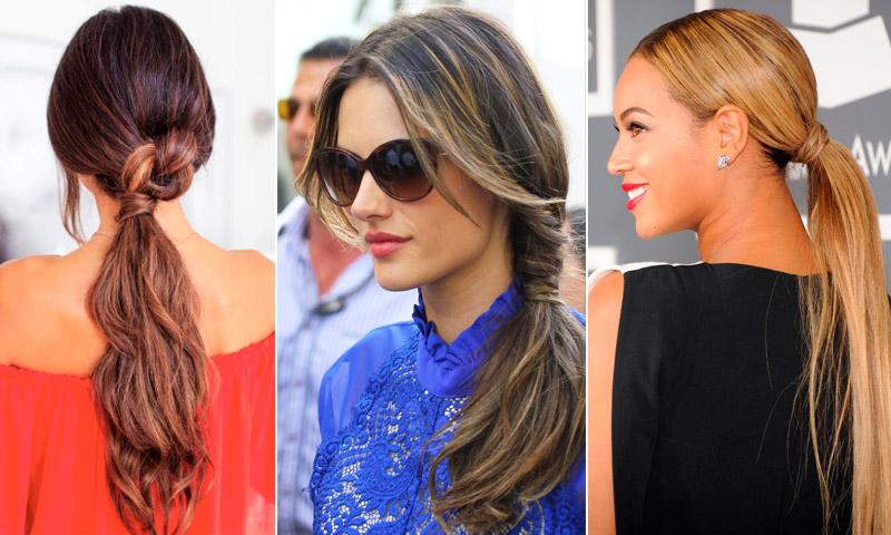 Peinados Faciles 7 Coletas Que Poner A Prueba Esta Primavera Verano
