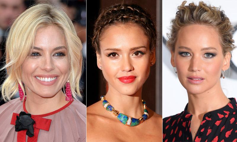 Peinados de 'celebrity': 10 recogidos que nunca pasan (ni pasarán) de moda