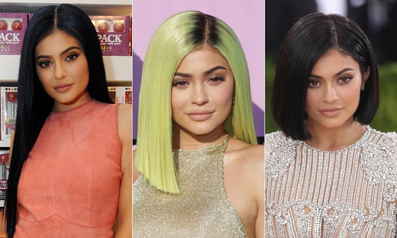 Tres tratamientos diferentes para conseguir un alisado tan perfecto como el de Kylie Jenner