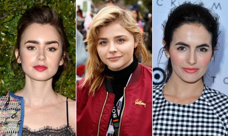 ¡Saca tu lado salvaje! Chloë Grace Moretz y otras 'celebs' que apuestan por las 'bushy brows'