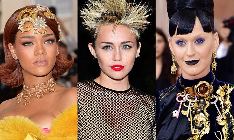Se acerca la Met Gala, recordamos los mejores 'beauty looks' de los últimos años