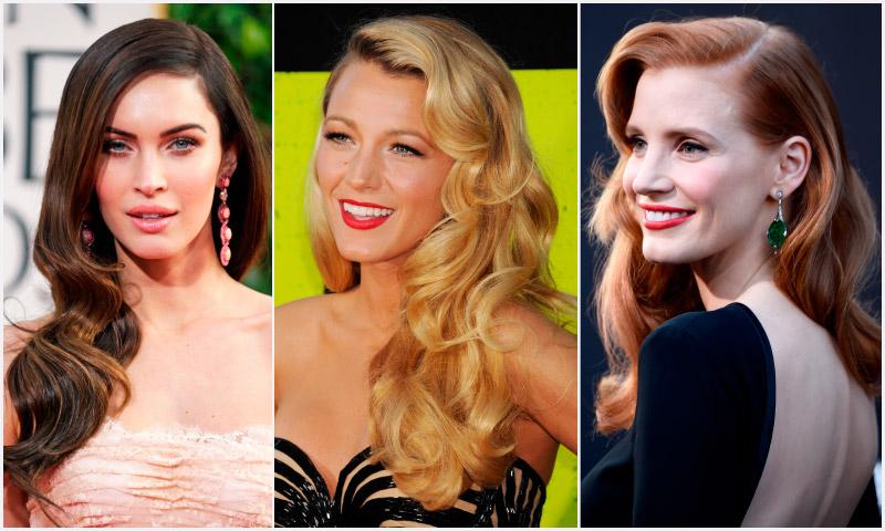 Peinados de fiesta: 6 razones por las que querrás lucir unas ondas 'Old Hollywod'
