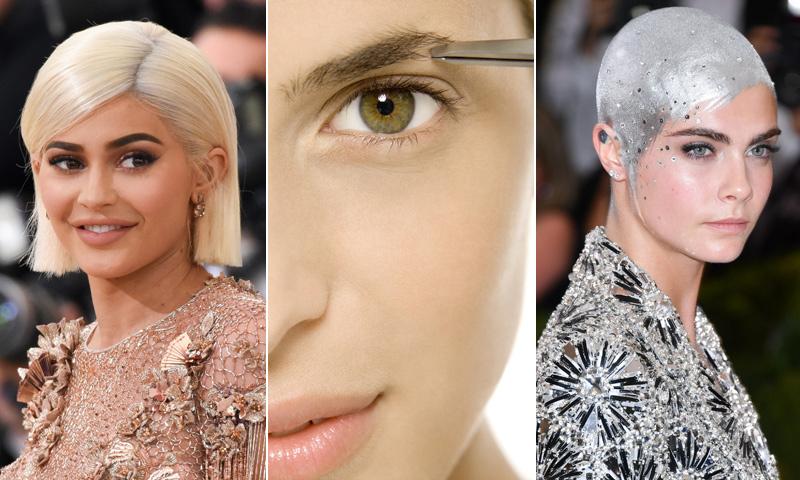 Depílate tú misma las cejas y luce un diseño perfecto con estos trucos
