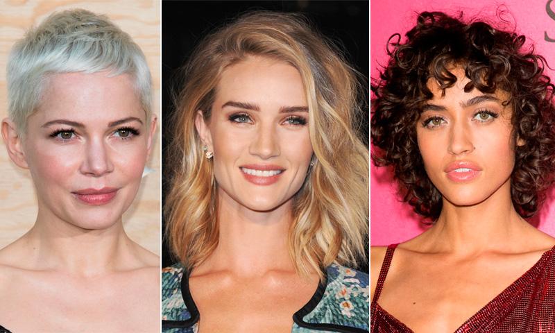 10 Cortes de pelo 'effortless' con los que olvidarte del secador