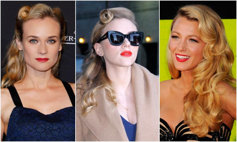 7 peinados 'pin-up' según tu década favorita