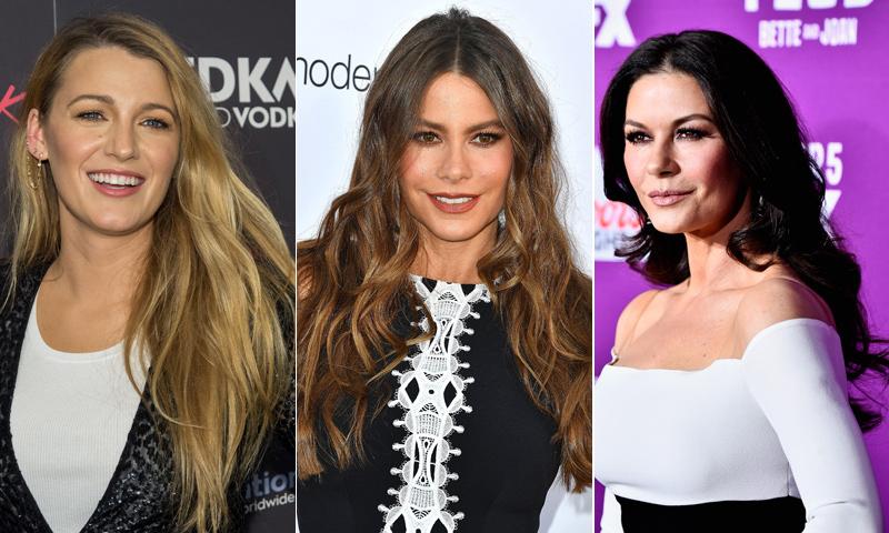 Blake Lively y otras 10 'celebrities' que se mantienen siempre fieles al pelo largo