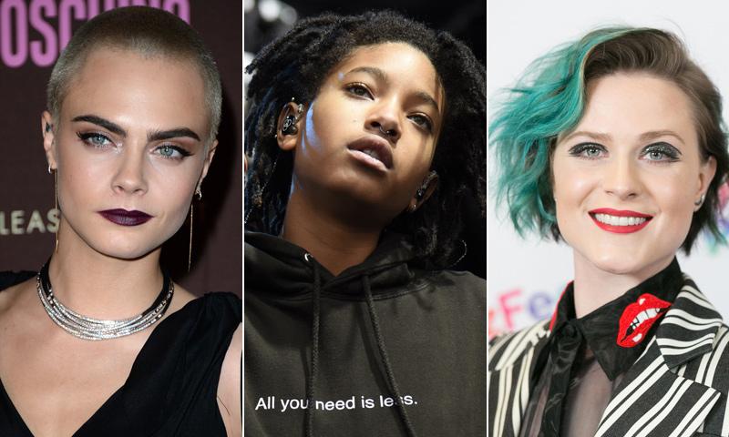 Las rastas de Willow Smith y otros 'looks' de 'celebs' solo aptos para mujeres atrevidas