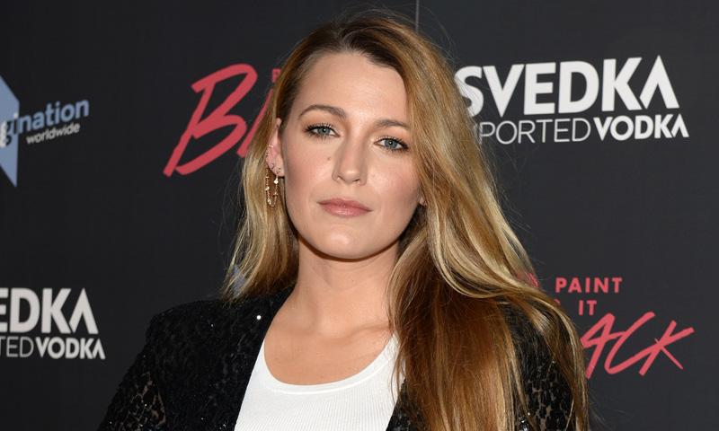 Te contamos el truco de Blake Lively para lucir un rostro natural y sin imperfecciones
