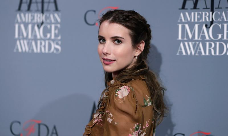 Nueve peinados fáciles inspirados en Emma Roberts que tú también podrás llevar