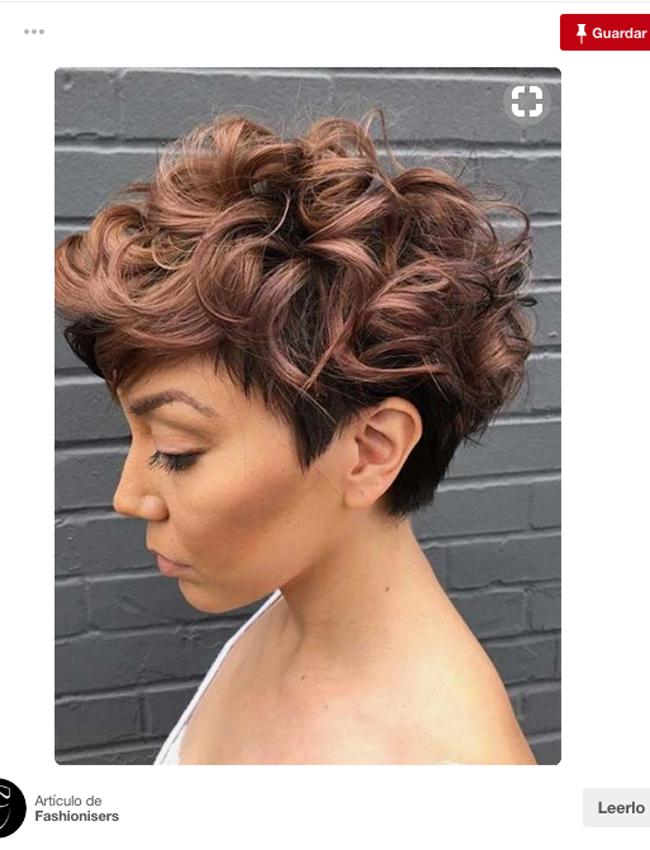 Siete Peinados Fáciles Para Pelo Corto Inspirados En