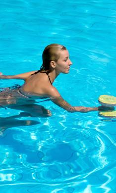 La piscina: tu nuevo gimnasio