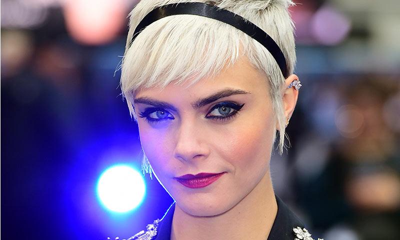 Cara Delevingne, su evolución de modelo a actriz a través de sus 'beauty looks' más impactantes